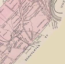 Underground Railroad Map Phoenixville Old Maps