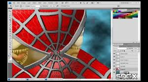 spider man speed drawing painting
