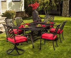 Round Garden Table With Lazy Susan by Hanamint Berkshire Round Dining Table All Things Barbecue