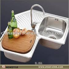 evier en coin pour cuisine en acier inoxydable coin évier pour armoires de cuisine buy
