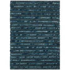 3 X 4 Area Rug 3 X 4 Blue Jute Area Rugs Rugs The Home Depot