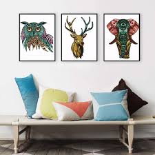 Wall Paintings Designs by Online Get Cheap Wall Paintings Design Aliexpress Com Alibaba Group