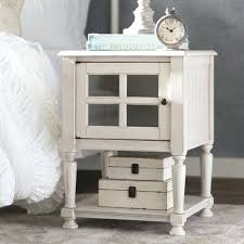white end table with storage white end table with drawer nomobveto org