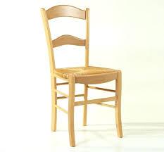 chaise en bois et paille chaise en bois et paille finition ton bois verni