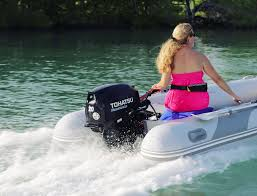 20 hp tohatsu outboard short shaft electric start bridge