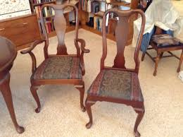 Colonial Dining Room Chairs Kling Colonial Dining Room Set W 6 Chairs Antique Appraisal
