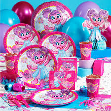 party items abby cadabby party supplies pairs well with elmo and sesame