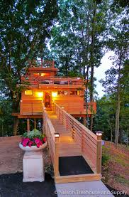 frank lloyd wright lake treehouse u2014 nelson treehouse