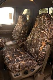 Camo Bench Seat Covers For Trucks Camouflage Print Seat Covers