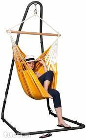 la siesta amaca sedia pensile amaca con supporto la siesta in tessin acheter