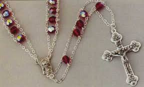 how to make a rosary rosaryshop rosaries and chaplets