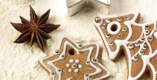treats gingerbread cookies decorations pearls