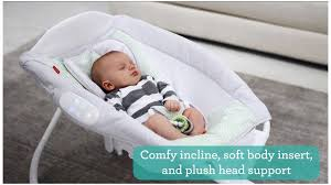 Can Baby Sleep In Vibrating Chair Deluxe Newborn Auto Rock U0027n Play Sleeper With Smartconnect Isle