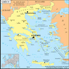 Map Of Ancient Greece Www Mappi Net Maps Of Countries The Greece