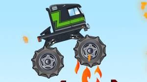 monster truck game video monster truck video kids big trucks stunts and actions