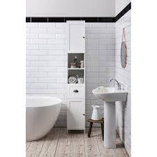 White Tallboy Bedroom Unit Tall Corner Bathroom Unit Properwinston Com Furniture