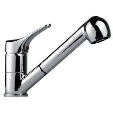 robinetterie de cuisine essebagno robinet de cuisine mitigeur chrome à douchette