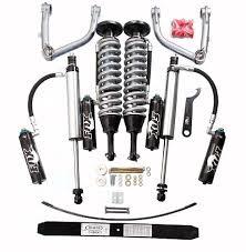 lift kit toyota tundra fox 0 3 suspension lift kit for 2007 2017 toyota tundra