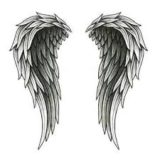 65 beautiful angel wing tattoos for women picmia
