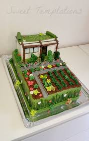 35 best shed cakes images on pinterest garden cakes allotment