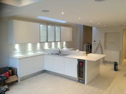 kitchen showroom wimbledon south west london j profile handle less