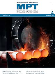 mpt international 4 2017 sep by mpt metallurgical plant and