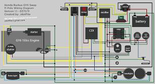 wiring diagram honda ruckus on wiring images free download images