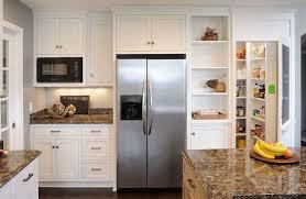 Small Under Desk Refrigerator Built In Vs Freestanding Refrigerators U2013 Choose What U0027s Best For You