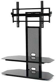 tv stand for 48 inch tv amazon com transdeco tv stand with universal mounting system for
