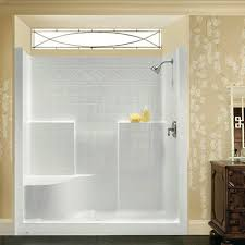 How To Frost A Bathroom Window Showers U0026 Shower Doors At The Home Depot