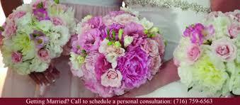 wedding flowers ny lipinoga florist flowers plants clarence ny wedding specialists