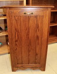 kitchen trash cabinet pull out tips tilt out trash bin wooden trash can cabinet trash pull out