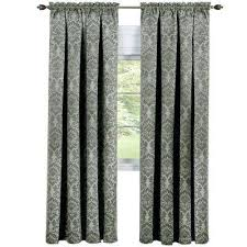 Grey And Lime Curtains Green Curtains U0026 Drapes Window Treatments The Home Depot