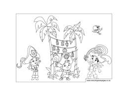 jake neverland pirates colouring pages kids colouring act u2026