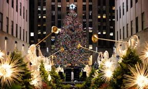 five facts about the annual rockefeller center tree lighting