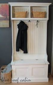 Entry Storage Bench Plans Free by Diy Mudroom Storage Bench Free Woodworking Plans Savedbyloves