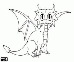 kids download baby dragon coloring pages 77 gallery