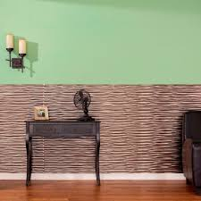 Interior Wall Paneling Home Depot by Fasade 96 In X 48 In Dunes Horizontal Decorative Wall Panel In