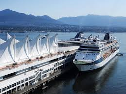 cruise ship season kicks in vancouver with a boost from
