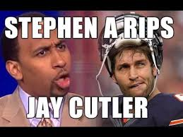 Stephen A Smith Memes - best of stephen a smith jay cutler rants pt 1 skip bayless funny