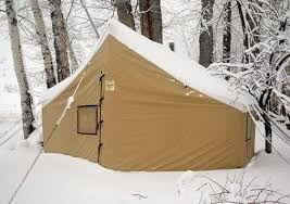 wall tent montana canvas wall tent