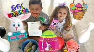 Easter Scavenger Hunt Baby Gia And Gav Go On Easter Scavenger Hunt Adventure Silly