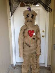 Halloween Voodoo Doll Costume Coolest Voodoo Doll Couple Costume Voodoo Dolls Voodoo Costumes