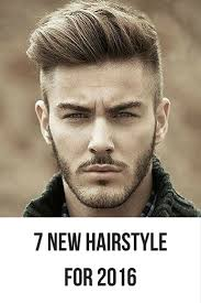 New Hairstyle Mens by 42 Best Men U0027s Hair Images On Pinterest Men U0027s Haircuts