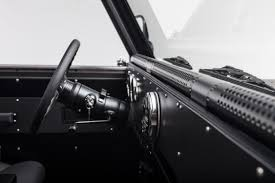 bollinger motors showcases first all electric sport utility truck