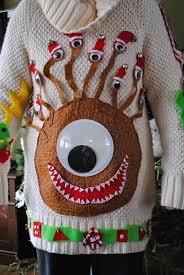 ultanya behold ugly christmas sweater