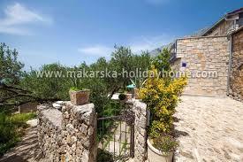holiday house with pool makarska croatia villa ante