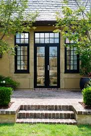 French Doors With Transom - french doors u2014 henselstone window and door systems inc