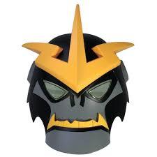 alien mask spirit halloween ben 10 omniverse shocksquatch alien mask amazon co uk toys u0026 games