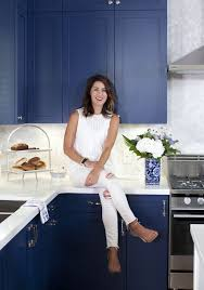 Cobalt Blue Kitchen Cabinets It Or List It Vancouver Talia Travis And Their New Cobalt
